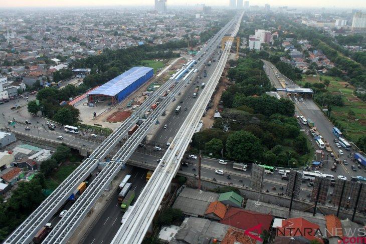 Jakarta-Cikampek elevated toll road completed  in May 2019