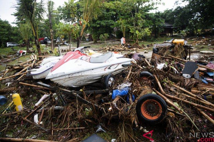Rescuers find 52 bodies in tsunami-hit Tanjung Lesung, Banten