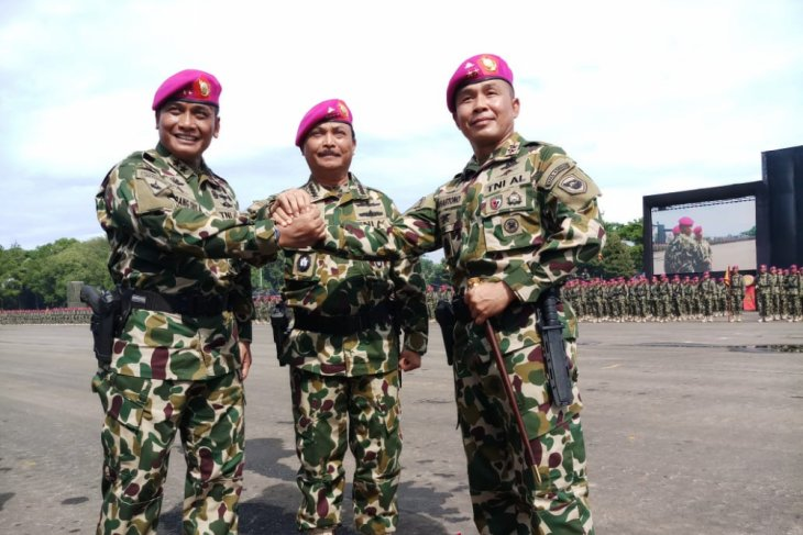 Indonesian Navycommitted to improving Marine Corps' capabilities