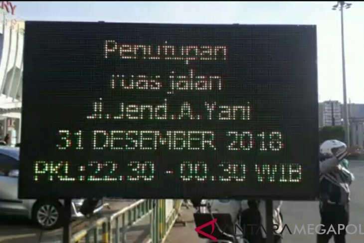 Car free night Bekasi dibatalkan