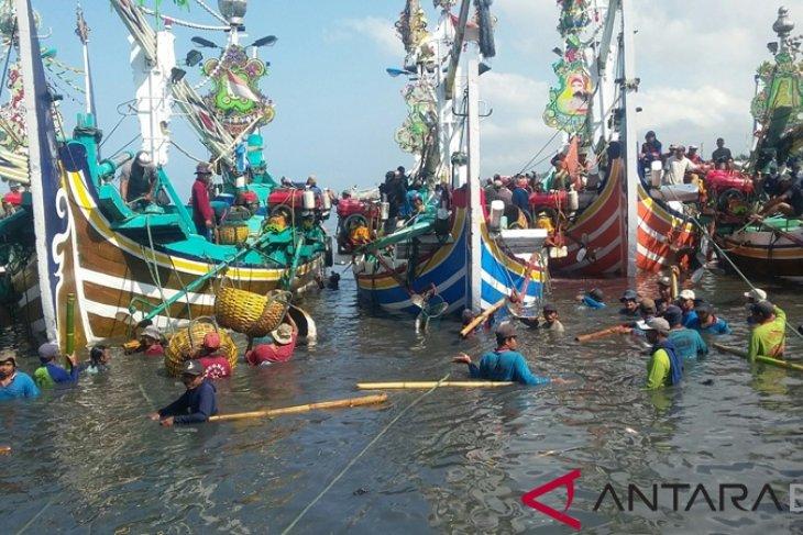 Hasil tangkap nelayan Jembrana berkurang