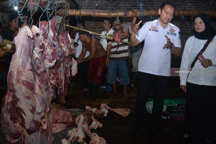 Daging Sapi Gelonggongan