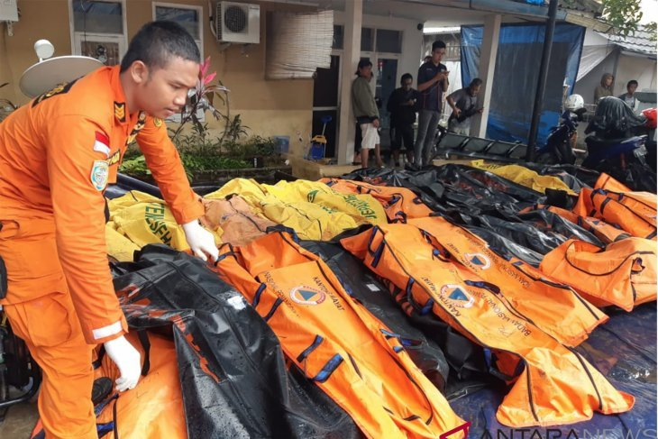 Presiden MADN sampaikan belasungkawa  untuk korban tsunami