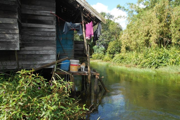Banjarmasin govt wants the rivers back to function
