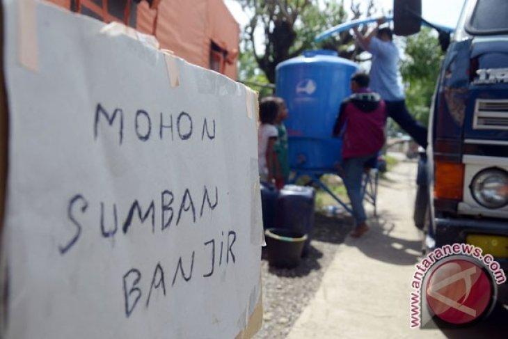Distribusi Air PDAM Makassar Terhenti Akibat Dampak Banjir