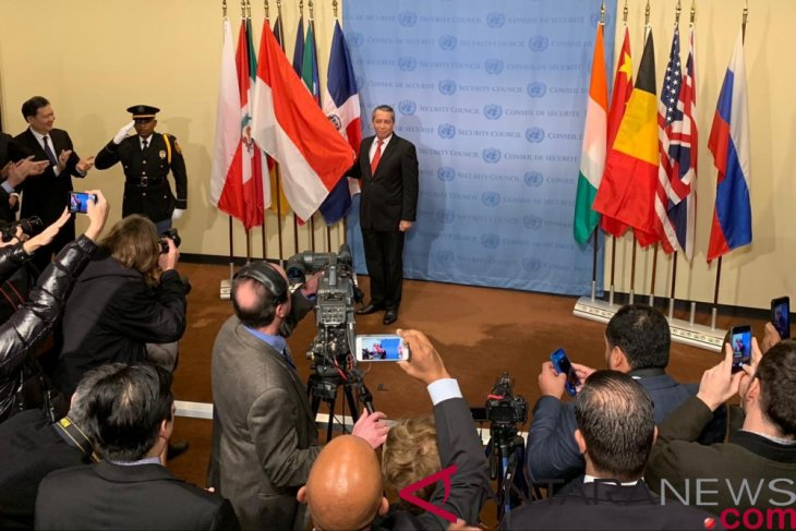 Indonesia officially becomes member of UNSC for 2019-2020 period