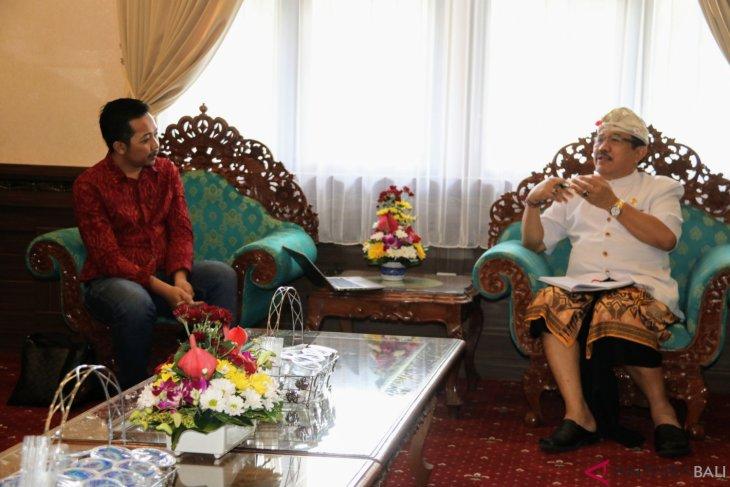 Wagub minta pemuda Bali seriusi wirausaha