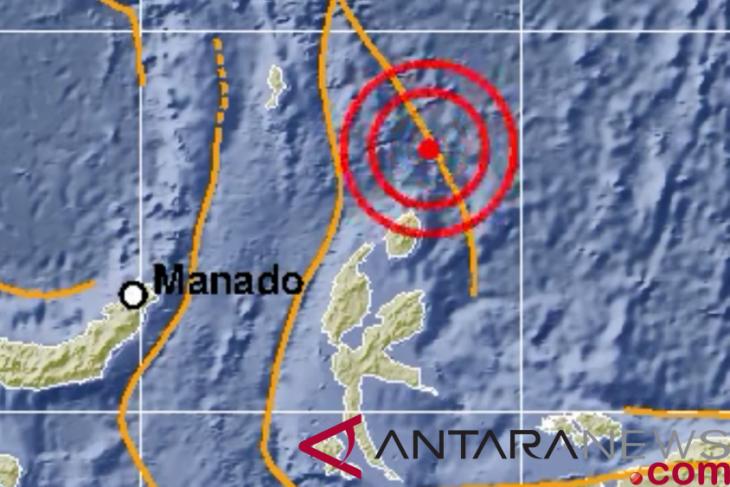 5.2-magnitude quake hits northeast of Morotai Island