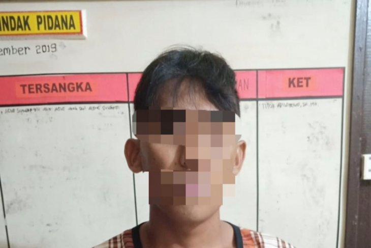Polsek Kapuas amankan warga Dusun Sungai Tapang