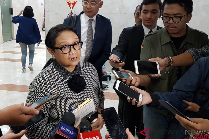 FM Marsudi to campaign for indonesia`s candidacy for UNHRC membership