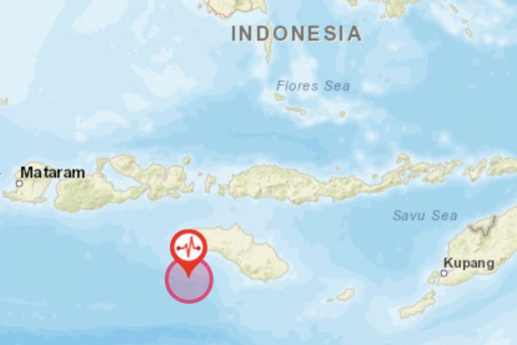 West Sumba in NTT hit by 12 aftershocks