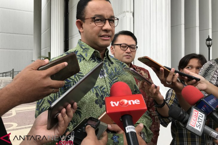 Jakarta governor, vice president discuss integration of transportation modes
