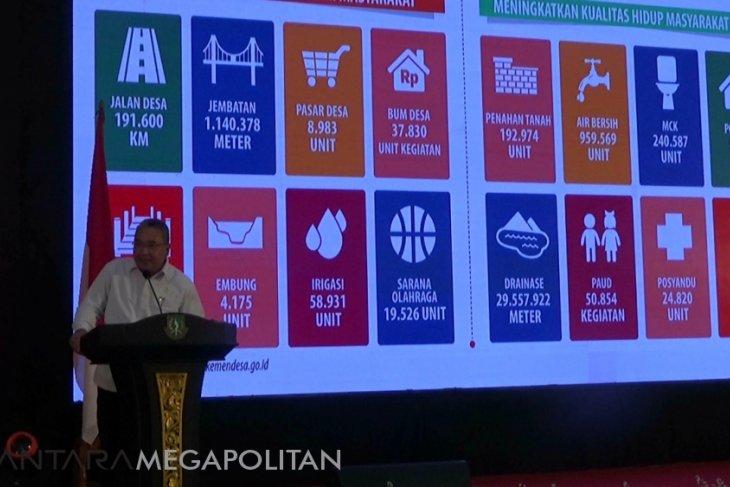 Pembangunan desa di era Jokowi cetak sejarah