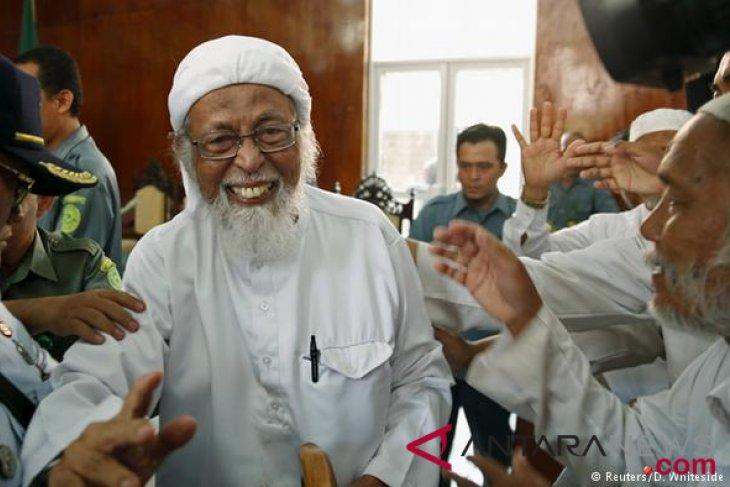 Ba`asyir released on humanitarian grounds: President Jokowi