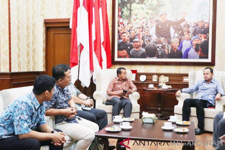 Pemkot Bogor gandeng PSB IPB antisipasi bencana