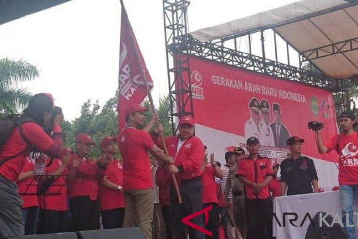Fahri Hamzah Deklarasikan Garbi Di Kaltim