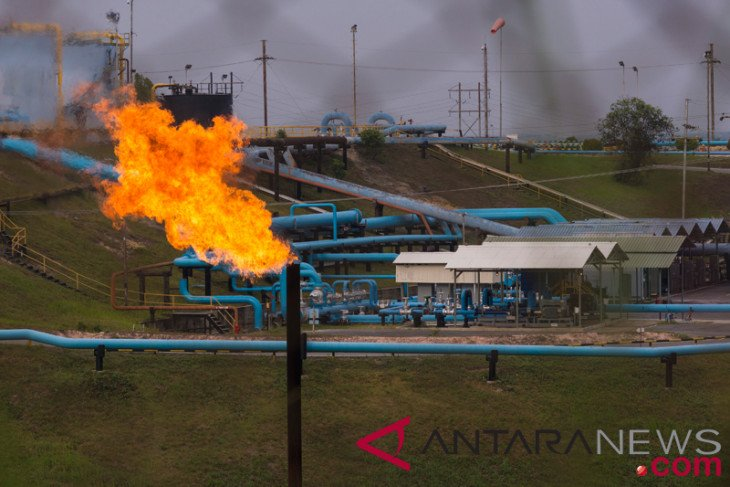 Chevron  stops drilling in Rokan block  affect s national production