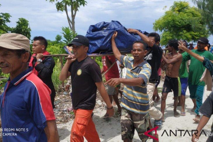 Jasad nelayan Pandeglang yang hilang akhirnya ditemukan