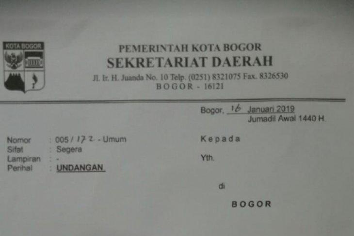 Pemkot Bogor ajak camat lurah nobar debat Pilpres