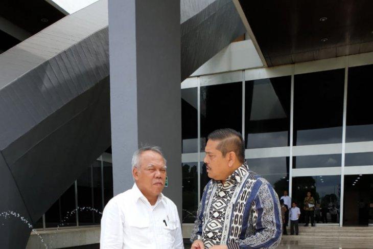 DPD minta Menteri PUPR bantu atasi hambatan proyek infrastruktur di Sumut