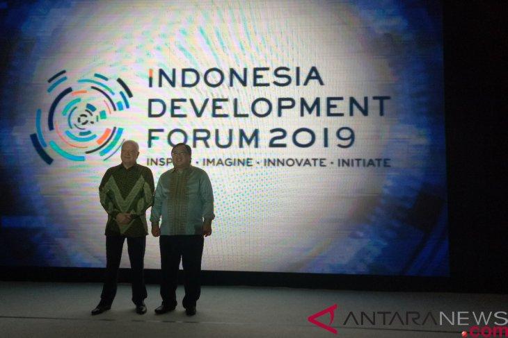 Indonesia Development Forum 2019 focuses on jobs creation