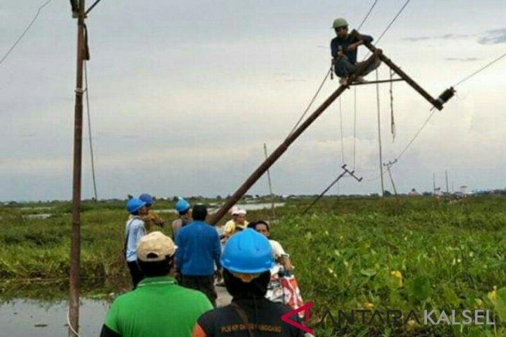 Sunday The Entire Hsu To Suffer A Power Outage Antara News Kalimantan Selatan