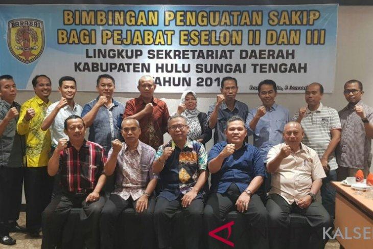 Pemkab HST pacu kinerja pembangunan 2019