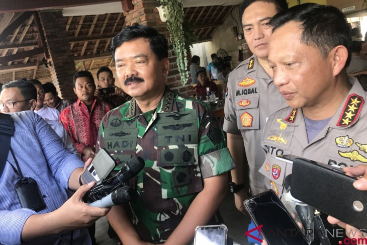 Police, Military leaders discuss security measures for 2019 elections