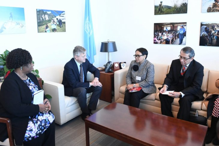 UN lauds Indonesia`s contribution in maintaining peace