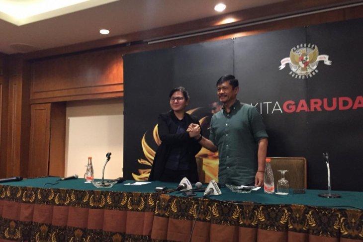 Indra Sjafri optimistis tinggalkan penyerang Timnas U19