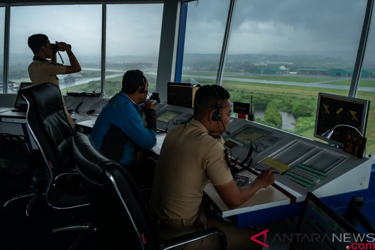 AirNav Indonesia backs NYIA's full operation