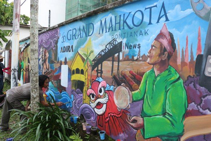 Mural Memperindah Kota