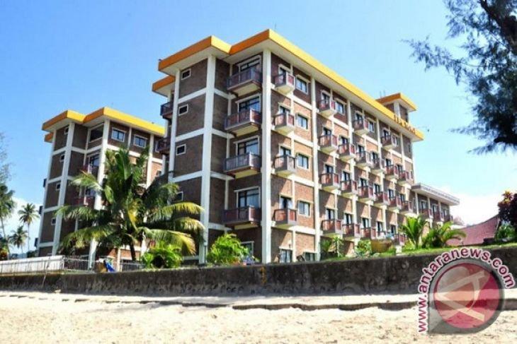 Tingkat hunian hotel di Pandan menurun 50 persen