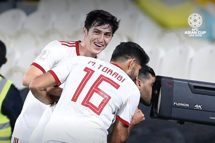 Iran cukur Yaman lima gol tanpa balas