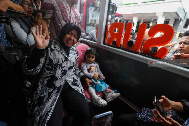 Risma dinilai sigap antisipasi corona di Surabaya