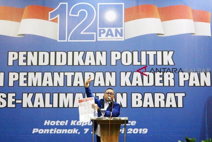 PENDIDIKAN POLITIK BAGI KADER PAN