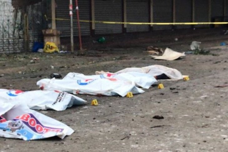 Evidence on Indonesians' involvement in Jolo bombing unreleased by PNP