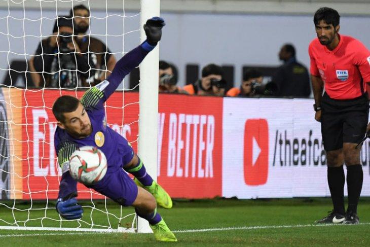 Ryan pahlawan Australia kalahkan Uzbekistan dalam adu penalti