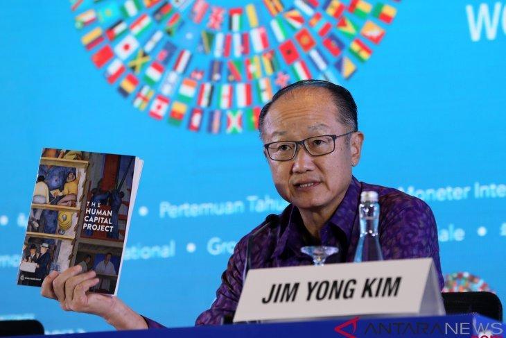 Presiden Bank Dunia mengundurkan diri