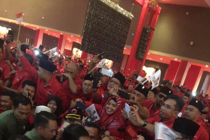 PDI Perjuangan target Ketua DPRD di Sekadau