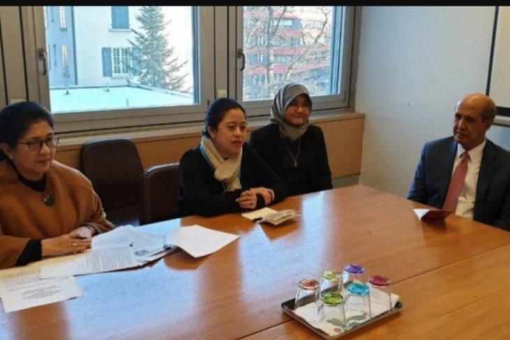 Menko PMK tegaskan komitmen Indonesia wujudkan target Sendai Framework