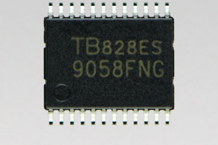 Toshiba starts sample shipments of automotive DC motor driver IC with LIN slave function