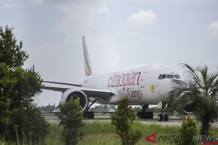 Ethiopia Airlines force lands for flying without permit over Indonesia