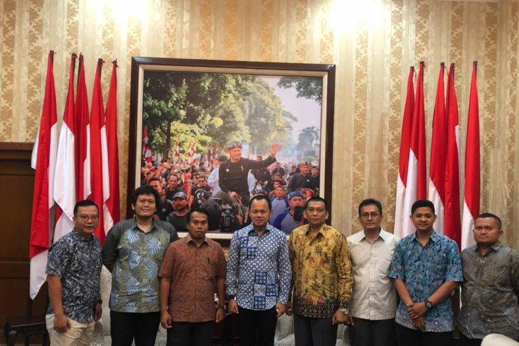 Kota Bogor jadi percontohan adaptasi pengurangan risiko bencana