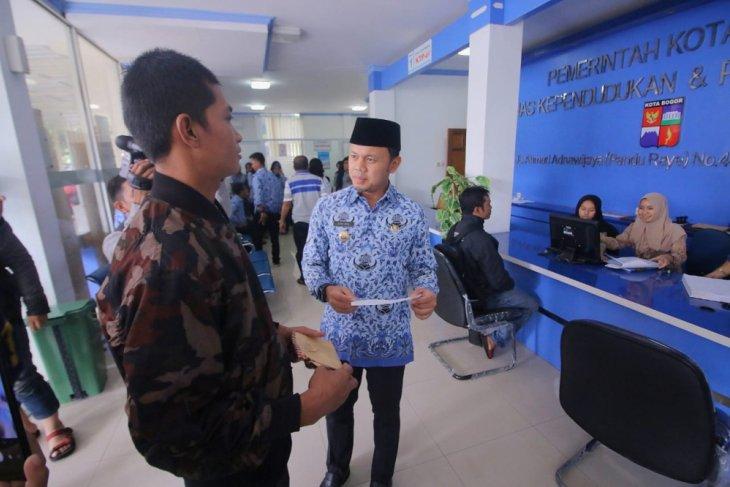 Jadwal Kerja Pemkot Bogor Jawa Barat Senin 28 Januari 2019