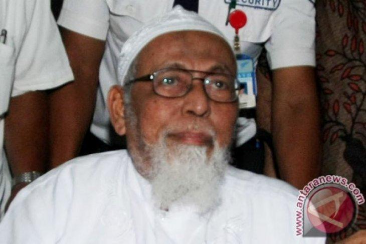 Polri kawal pembebasan Abu Bakar Ba'asyir