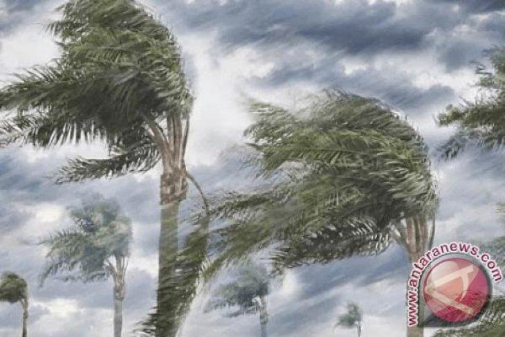 Waspadai potensi angin kencang di Jakarta Utara hari ini