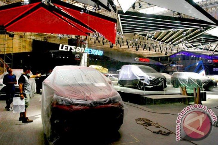 Penjualan mobil 2018 lampaui 1,1 juta unit