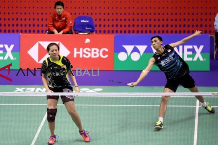 Tiga ganda Indonesia melaju putaran kedua Thailand Masters
