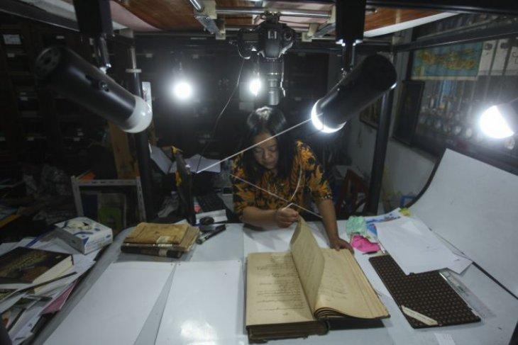 Digitalisasi naskah kuno